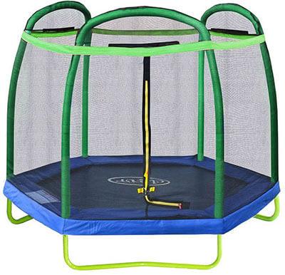 Clevr Outdoor Round Trampoline