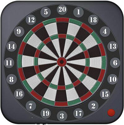 Eagle Dart Luminous Electronic Dartboard, Bluetooth 4.0