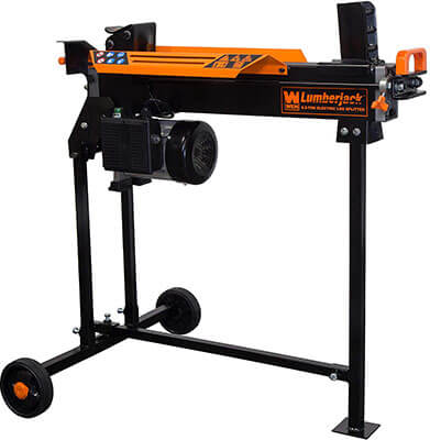WEN 56207 Electric Log Splitter -6.5-Ton with Stand