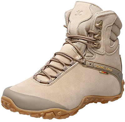 XIANG GUAN Men's Outdoor Boots