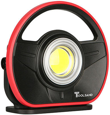 Tools and Portable Rechargeable LED Work Floodlight