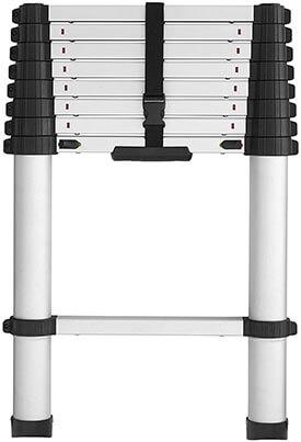 COSCO SmartClose Telescoping Aluminum Ladder