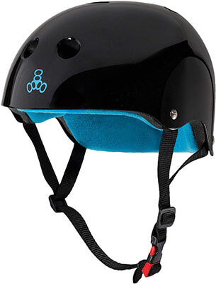 Triple 8 Helmet for Skateboarding