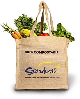 Stardust Reusable Grocery Bags