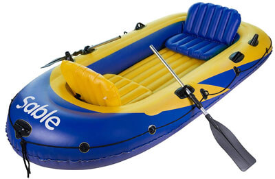 Sable Inflatable Fishing Boat