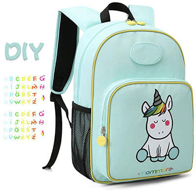 Mommore Cute Unicorn Toddler Backpack