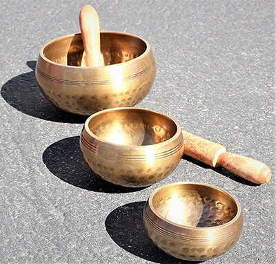 We Pay Your Sales Tax Tibetan Singing Bowl