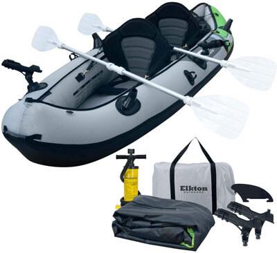 Elkton Outdoors Comorant Kayak