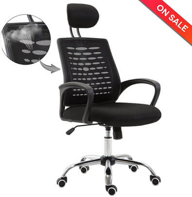 Muzii Ergonomic Office Chair