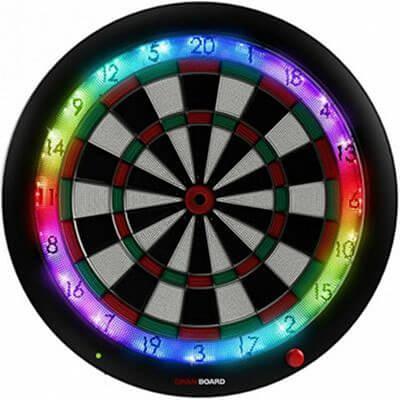 Gran Board 3-LED Bluetooth Dartboard