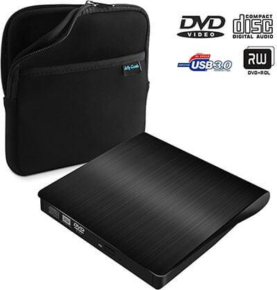 Jelly Comb USB 3.0 External DVD Drive
