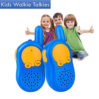 KOMVOX Kids Walkie Talkies