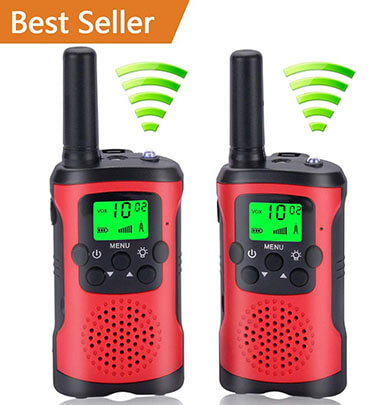 Acehome Kids Walkie Talkies, Novelty Gifts