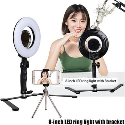 GSKAIWEN 5'' Selfie Ring Light