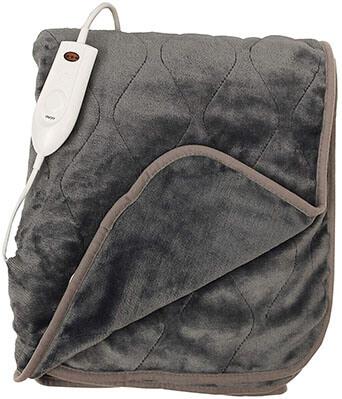Sam Salem & Son Plush Throw Blanket