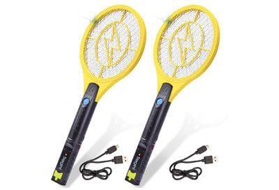 Top 10 Best Electric Fly Swatters in 2019
