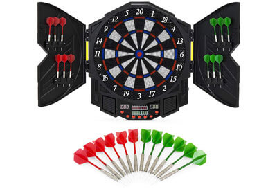 Top 10 Best Electronic Dartboards in 2019 Reviews