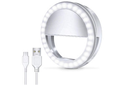 Top 10 Best Selfie Ring Lights in 2019 Reviews