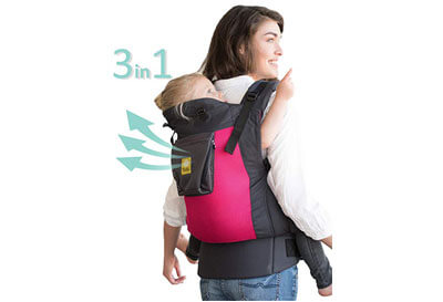 Top 10 Best Toddler Backpack Carriers in 2019