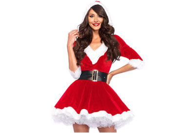 Top 10 Best Women's Christmas Costumes in 2019 Reviews