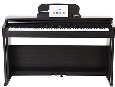 The ONE Smart Piano-with Weighted 88-Key Digital Piano