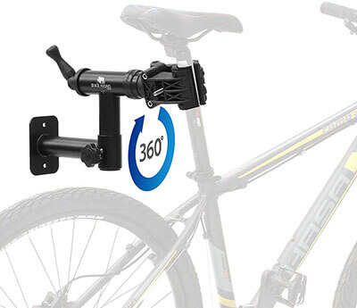 Bikehand Bike Wall Mount Repair Rack Stand
