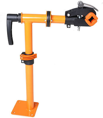 Conquer Bench Mount Bicycle Repair Stand