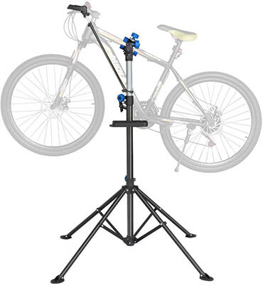 Yaheetech Pro Bicycle Workshop Stand Repair Maintenance Rack