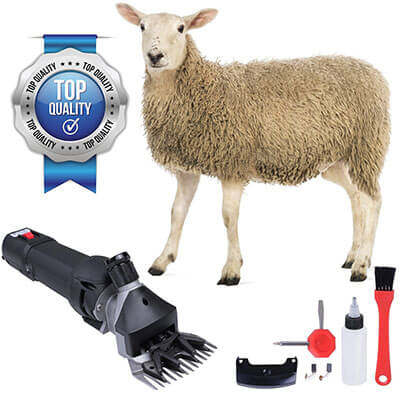 Koval Inc. 380W Electric Sheep Shears Goat Clipper