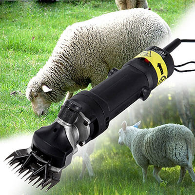 PanelTech Electric Goat and Sheep Grooming Shearing Clipper