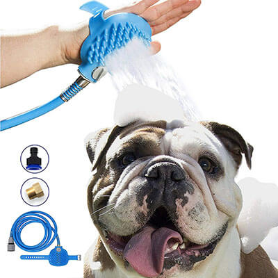 Maci-Fresh Pet Bathing Tool