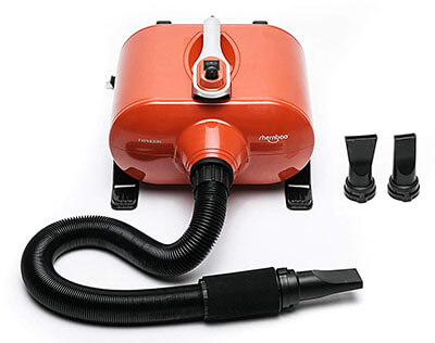 SHERNBAO High-Velocity Dog Grooming Force Dryer