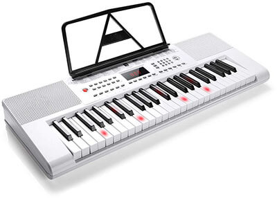 Vangoa VGK4901 Electronic Piano Keyboard