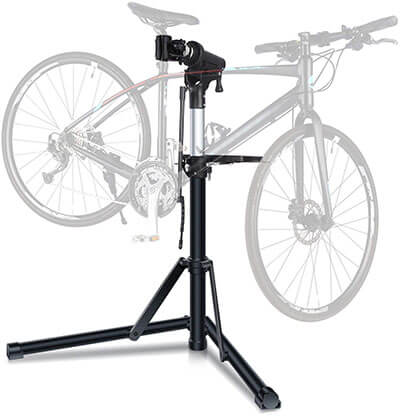 Sportneer Foldable Mechanic Bicycle Repair Stand
