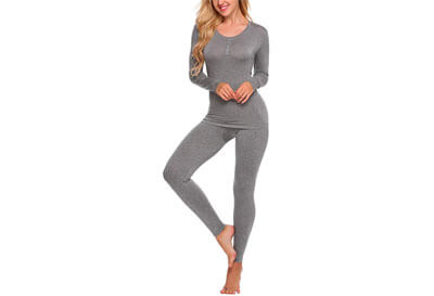 Top 10 Best Thermal Underwears for Women in 2019 Reviews