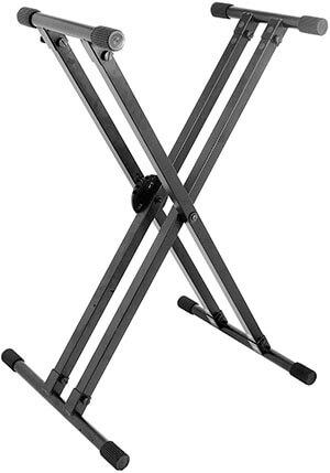 On-Stage Pro Double-X Keyboard Stand