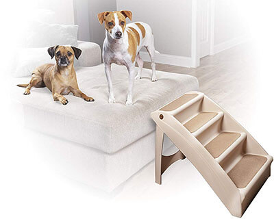 Solvit PupSTEP and Pet Stairs
