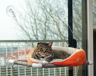 Kitty Cot Original Cat Perch