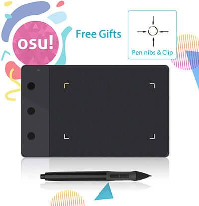 HUION H420 Osu-Tablet Graphics Drawing Signature Pad