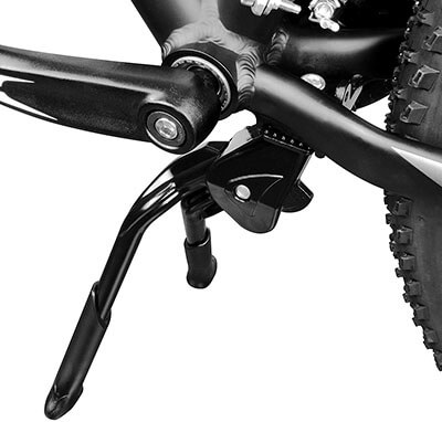 BV Bike Center Mount Bicycle Stand - Length Adjustable
