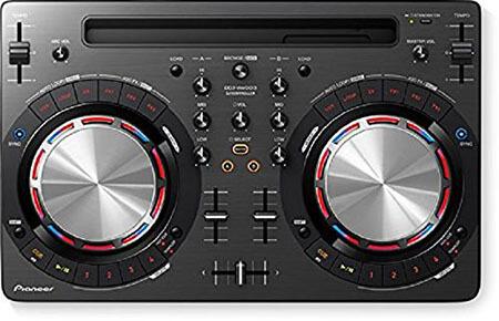 Pioneer DDJ-WEGO3-K Compact DJ Deck Controller