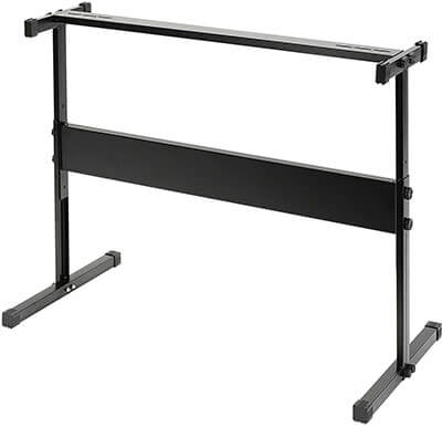 Hamzer H-Style Adjustable Digital Electronic Piano Stand