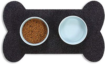 Resilia Feeding Mat for Dog Bowls