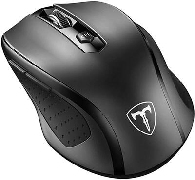 VicTsing MM057-2.4G Wireless Portable Mobile Mouse