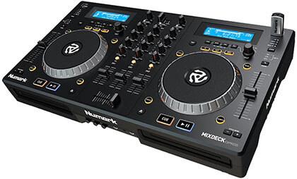 Numark MixDeck ExpressPremium DJ Controller with CD and USB