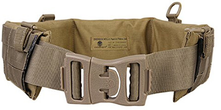H World Shopping EMERSON Tactical Molle Waist Padded Patrol