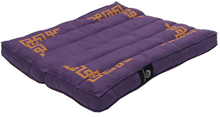 DharmaObjects Traditional Tibetan Yoga Meditation Mat Cushion