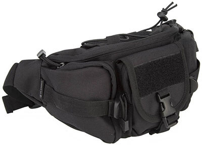 Oleader Tactical Waist Military Fanny Packs for Outdoor
