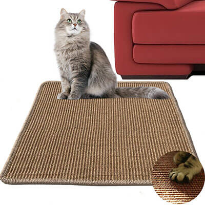 Diversity World Natural Sisal Cat Scratching Mat