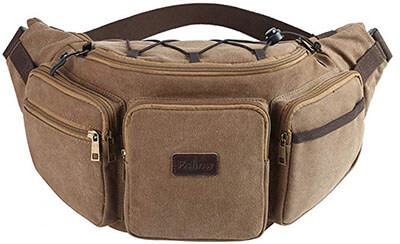 Eshow Men Tactical Fanny Pack Extra Large Waist Bag